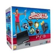 ΚΟΝΣΟΛΑ PS3 320GB + SportChampions+Move StarterPack