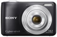 SONY DSCS5000B Kit (SD 2GB,2AA,φορτιστής,θήκη)